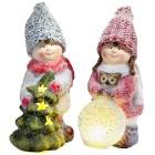 Winterkinder Lina & Marie 2er-Set - 103776100000 - 2 - 140px