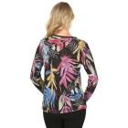 Damen-Pullover 'Joline'  multicolor XL/XXL (46/48) - 103847500003 - 2 - 140px