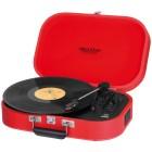 Portabler Plattenspieler, rot - 104044600000 - 2 - 140px