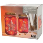 LED-Glasleuchten Schneeflocken 2er-Set - 104364800000 - 2 - 140px