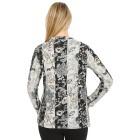 Damen-Pullover, schwarz/multicolor   - 104418000000 - 2 - 140px