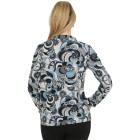 Damen-Pullover, blau/multicolor   - 104419400000 - 2 - 140px
