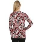 Damen-Pullover, rot/multicolor   - 104419500000 - 2 - 140px