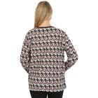 Damen-Pullover, rosé/multicolor   - 104419800000 - 2 - 140px