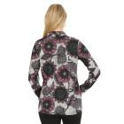Damen-Pullover, rot/multicolor   - 104420200000 - 2 - 140px