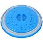 Faltbare Mikrowellen Abdeckung blau - 104427400000 - 2 - 140px