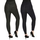 FASHION NEWS 2er Pack Jeans-Leggings schwarz/navy   - 104469600000 - 2 - 140px