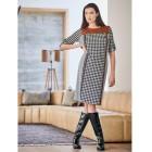 rick cardona Damen Kleid mit Druck multicolor   - 104573300000 - 2 - 140px