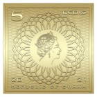 Goldbanknotenset 'Berühmte Gemälde' - 104592200000 - 2 - 140px