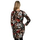 Langes Damen-Tunikashirt multicolor   - 104641300000 - 2 - 140px