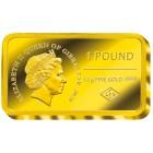 UEFA EURO 2020™ Rom 0,5g Goldbarren - 104645800000 - 2 - 140px