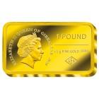 UEFA EURO 2020™ Sankt Petersburg 0,5g Goldbarren - 104645900000 - 2 - 140px
