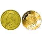Springbok Gold-Silber-Diamanten-Set - 104674800000 - 2 - 140px