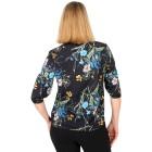 Z-ONE Damen Bluse mit Blumendruck multicolor   - 104944700000 - 2 - 140px