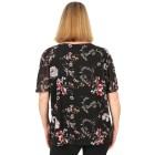 Z-ONE Damen Blusenshirt mit Blumendruck multicolor   - 104950000000 - 2 - 140px