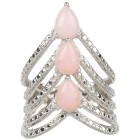 Ring 925 Sterling Silber pink Opal   - 14908200000 - 2 - 140px