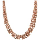Königskette Bronze, vergoldet vergoldet - 15114410201 - 2 - 140px