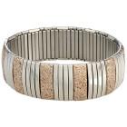 Armband Edelstahl bicolor gold - 15174510201 - 2 - 140px