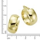 Celesta Gold Creolen 375/- Gold - 19509100000 - 2 - 140px