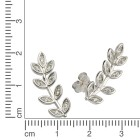 ZEEme Silver Ohrstecker 925 Sterling Silber - 19518300000 - 2 - 140px