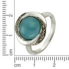 ZEEme Silver Ring 925 Sterling Silber Ringgröße 058 (18,5) - 19519510504 - 2 - 140px