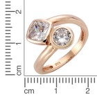 ZEEme Silver Ring 925/- Sterling Silber Ringgröße 054 (17,2) - 19520910502 - 2 - 140px