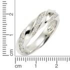 ZEEme Silver Ring 925/- Sterling Silber Ringgröße 016 (50,5) - 19521310501 - 2 - 140px