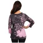 """BRILLIANTSHIRTS Damen-Shirt """"Merletto"""" 48/50 - 37233410404 - 2 - 140px"""