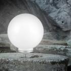 Solar Leuchte Kugel, 30 cm, 4 LEDs - 51335500000 - 2 - 140px