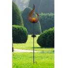 "Solarleuchte ""Flamme"", Metall/Glas - 51335900000 - 2 - 140px"