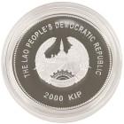 Laos 2000 Kip 2014 - 70812600000 - 2 - 140px