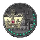 Imperial Crown, mit echten Edelsteinen - 70816000000 - 2 - 140px