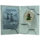 Titanmünze Hl. Georg - 101400500000 - 3 - 140px