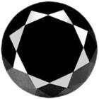 Edelstein Brillant schwarz ca. 7,96 ct. - 101801200000 - 3 - 140px