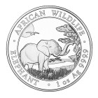 1,85 oz Goldmünzenset Elefant mit 1 ct Brillant - 102083800000 - 3 - 140px