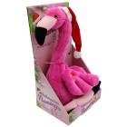 Animierter jodelnder Weihnachts-Flamingo - 104269600000 - 3 - 140px