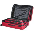 TRAVEL FIRST Spacestar 3-teiliges Set, rot - 35677800000 - 3 - 140px