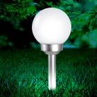 Solar Leuchte Kugel, 15 cm, 2 LEDs - 51335200000 - 3 - 140px