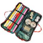 Geschenkpapier-Tasche, grün/rot - 63939800000 - 3 - 140px