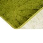 GÖZZE Badteppich Blume, grün, 50 x 70 cm - 68406200000 - 3 - 140px