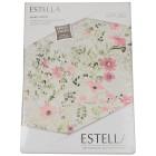 ESTELLA Mako-Satin-Bettwäsche rosa Blumen 3-teilig - 68428700000 - 3 - 140px
