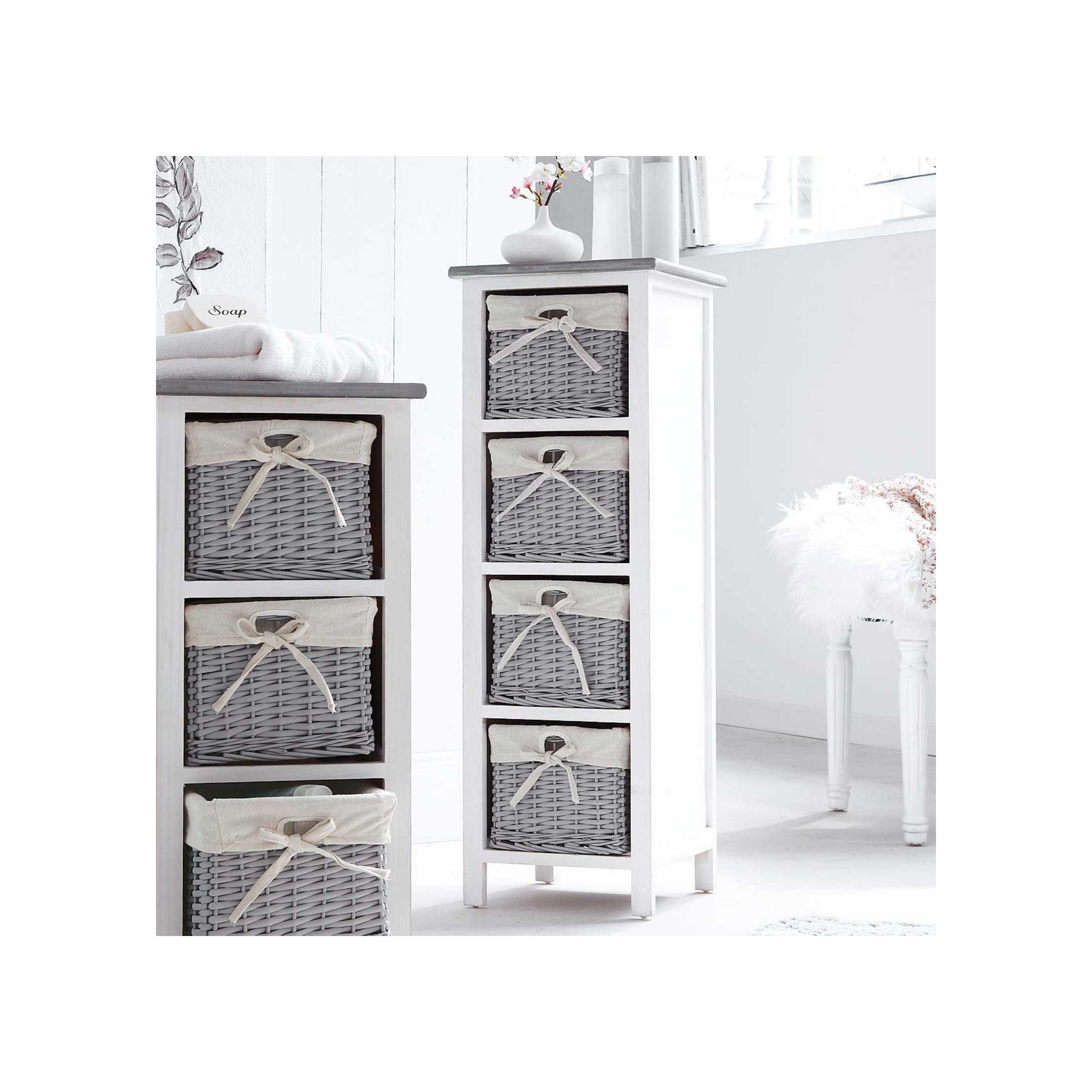 regal mit 4 k rben standard 1 2. Black Bedroom Furniture Sets. Home Design Ideas