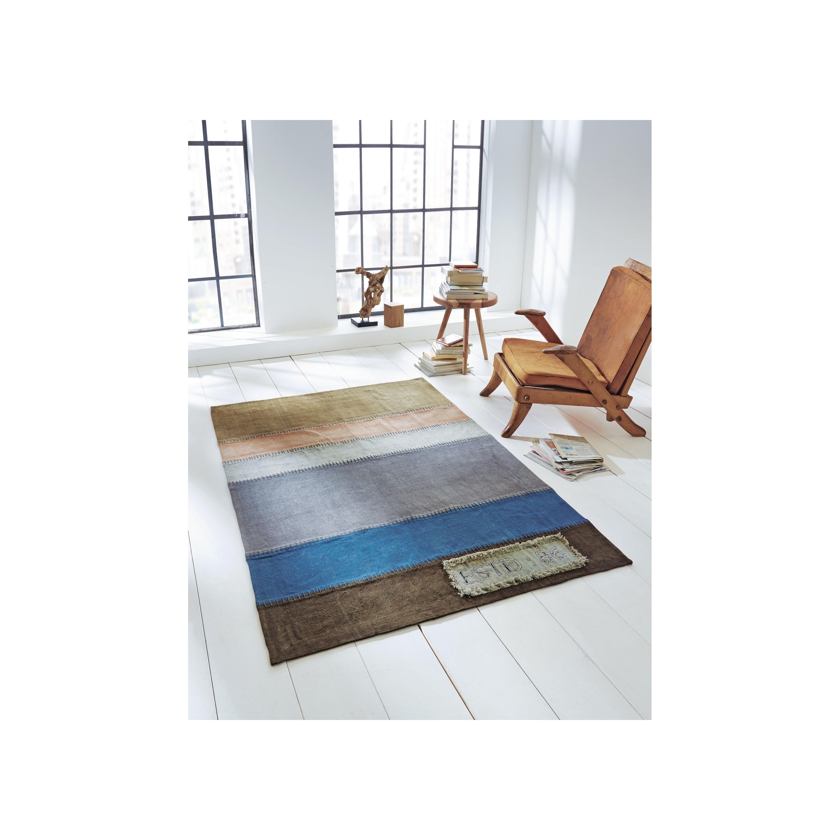 teppich vintage 120 x 180 cm 1 2. Black Bedroom Furniture Sets. Home Design Ideas