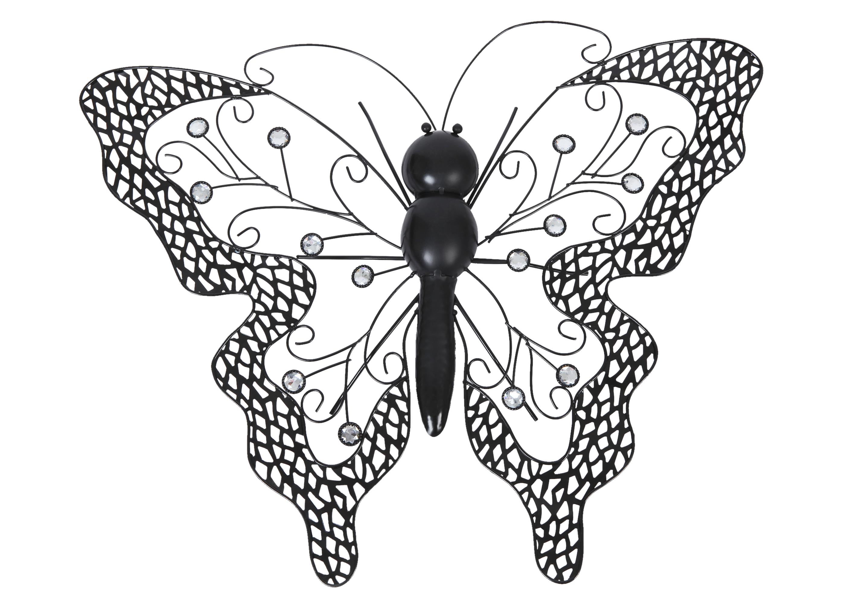 Wanddeko Schmetterling   Figuren