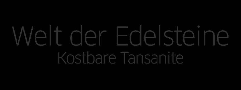 Welt der Edelsteine - Kostbare Tansanite