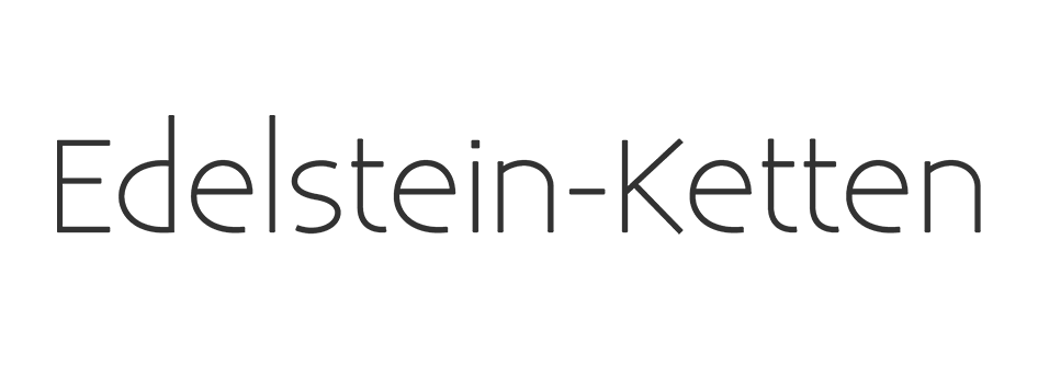 Edelstein-Ketten