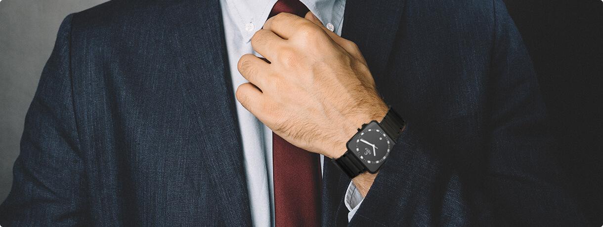 Zeit für eine neue Uhr!
