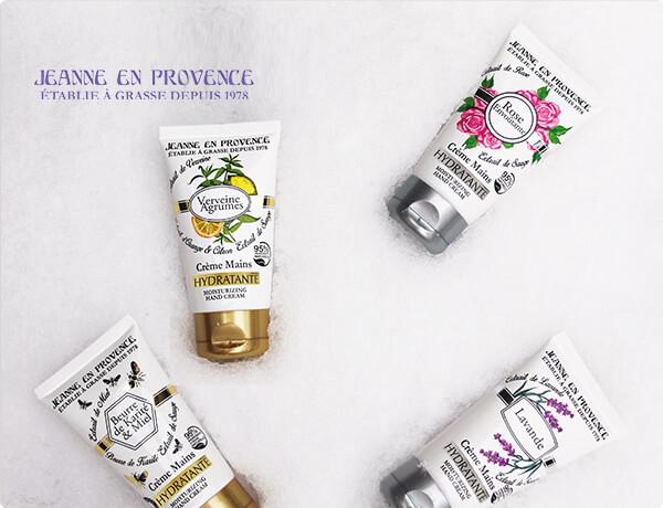 Pflege und Düfte der Provence