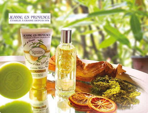 Pflege und Düfte der Provence!